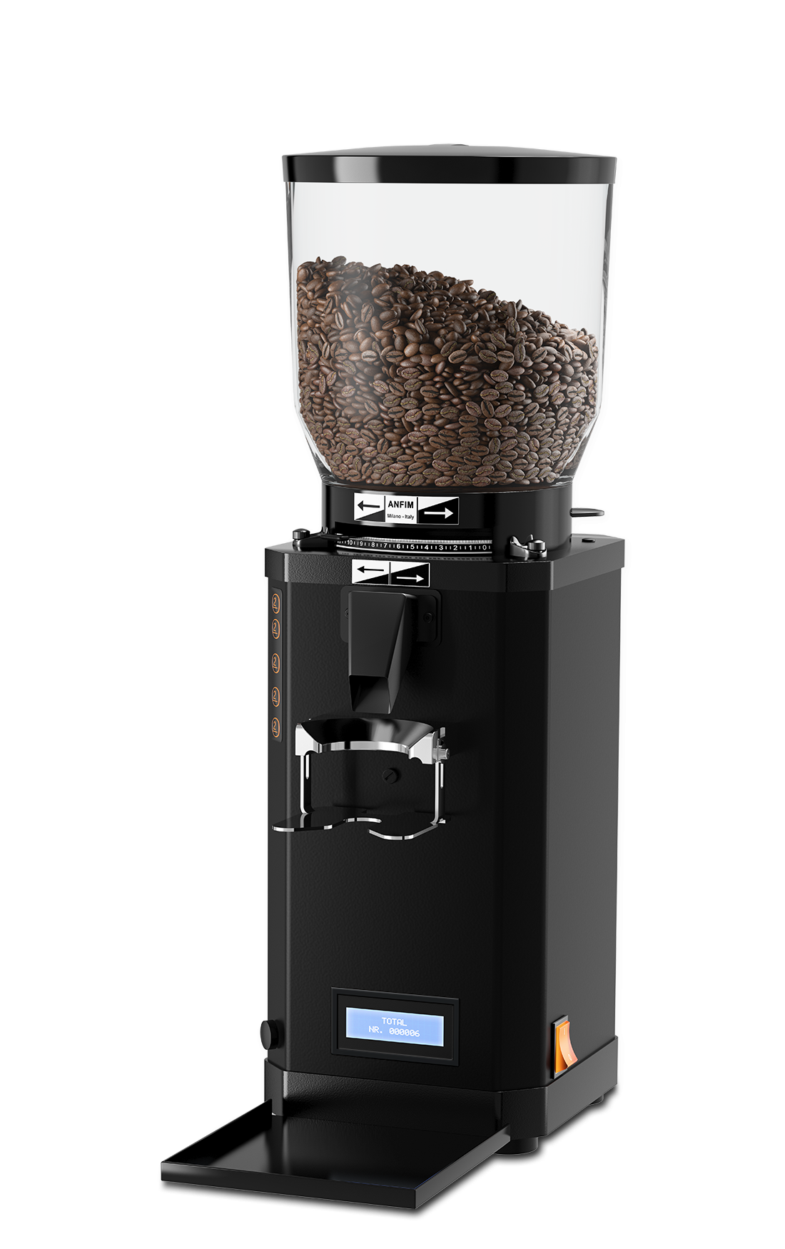 Anfim Caimano On Demand espresso grinder